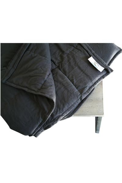 Charcoal Weighted Blanket – Weighting Comforts