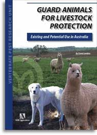 guard animals for livestock protection