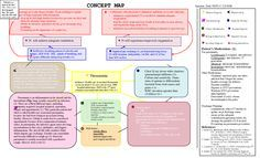 Nursing Diagnosis Concept Maps | Pneumonia Concept Map PLU Pacific