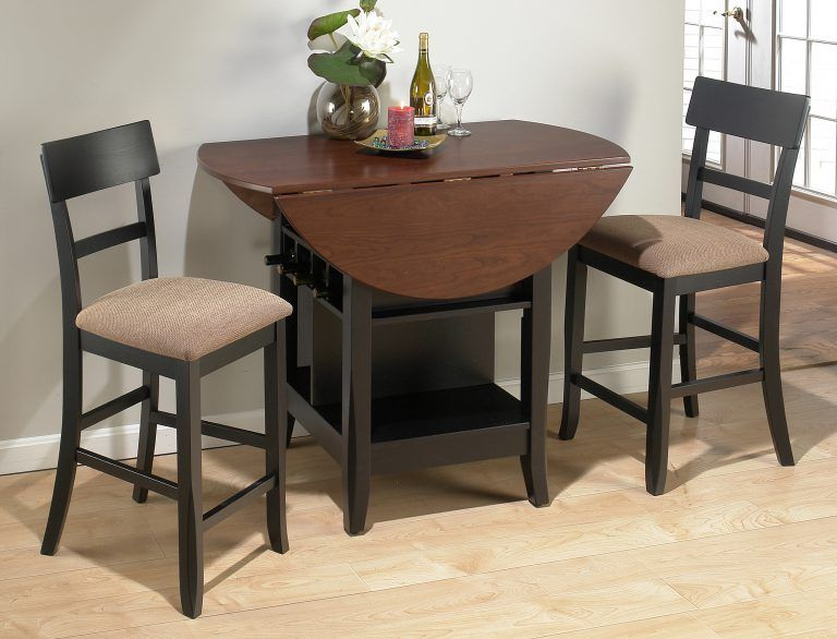 Kitchen Table For Two Round Expandable Dining Table Storage