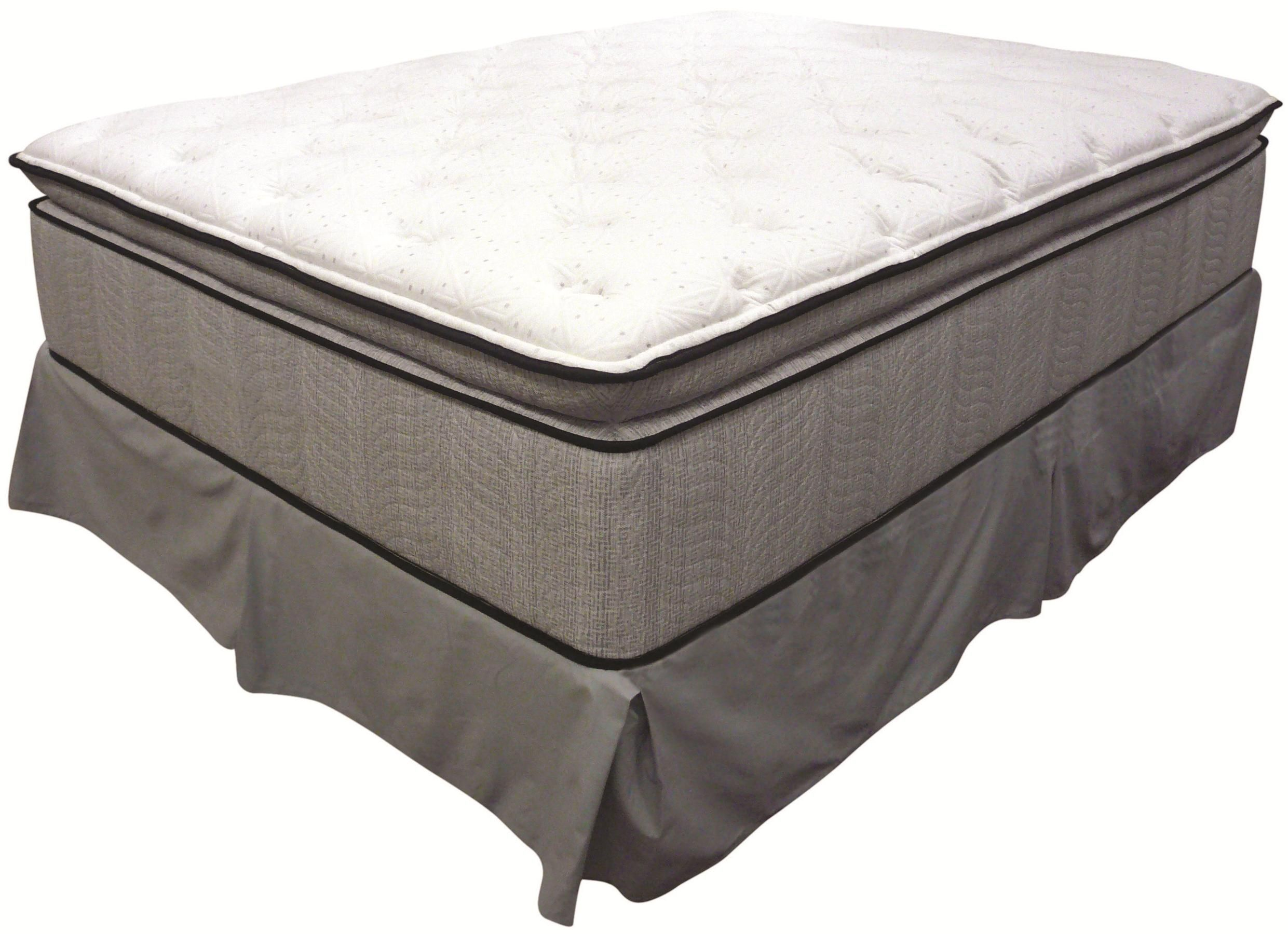 pillowtop mattress pillow best reviews twin serenity memory mlily image inch top foam mattresses bamboo