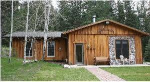 Rochford Vacation Rentals - Black Hills Cabin near Rochford perfect for Hiking, Biking or R & R