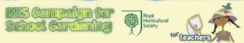 RHS schools\' pages http://rhs.org.uk/schoolgardening | Horticulture ...