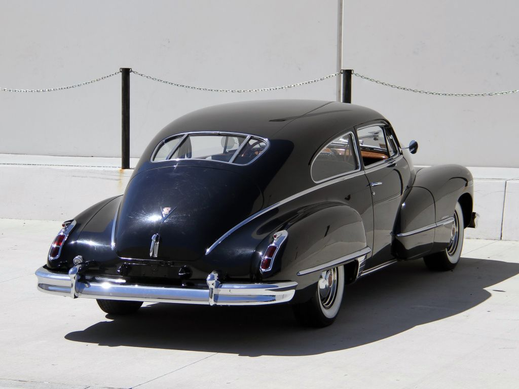 1946 Cadillac Sixty-Two Club Coupe (6207)