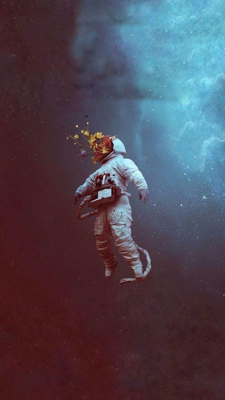 Astronaut Astronaut Wallpaper Wallpaper Space Astronaut Art
