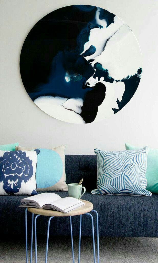 11 spectacular blue interior painting ideas 2019 - Interior painting tips and tricks ...