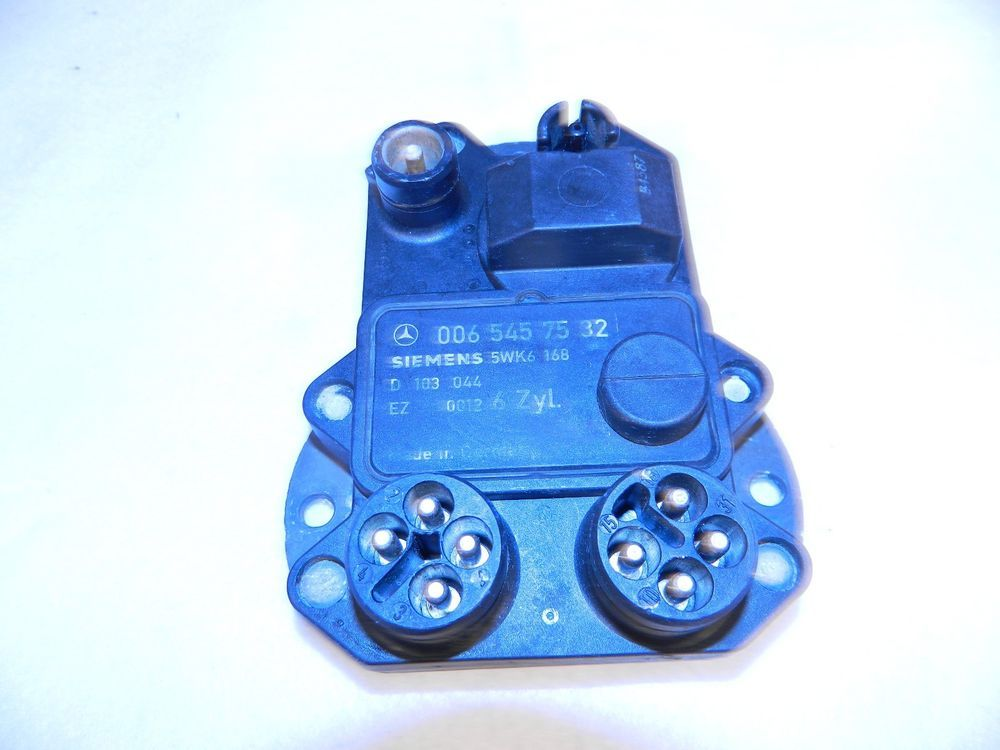 1985 1993 Mercedes 006 545 75 32 E Class Ignition Control Module Mercedesbosch Gaming Products Electronic Products Game Console