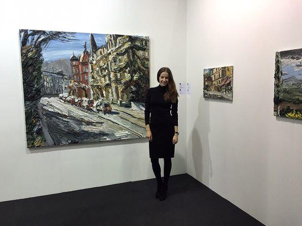 Christopher Lehmpfuhl Galerie Carzaniga Basel Kunst Zurich 2015 Contemporary Art Art Fair Kunst