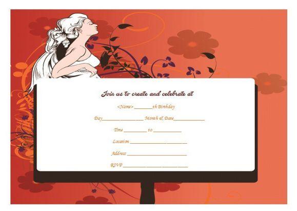 PrincessBirthdayinvitationcertificate Princess Birthday - Princess birthday invitation templates free