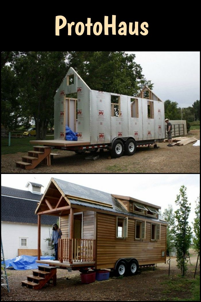 The Protohaus Is An Interesting Tiny Home On Wheels Would You