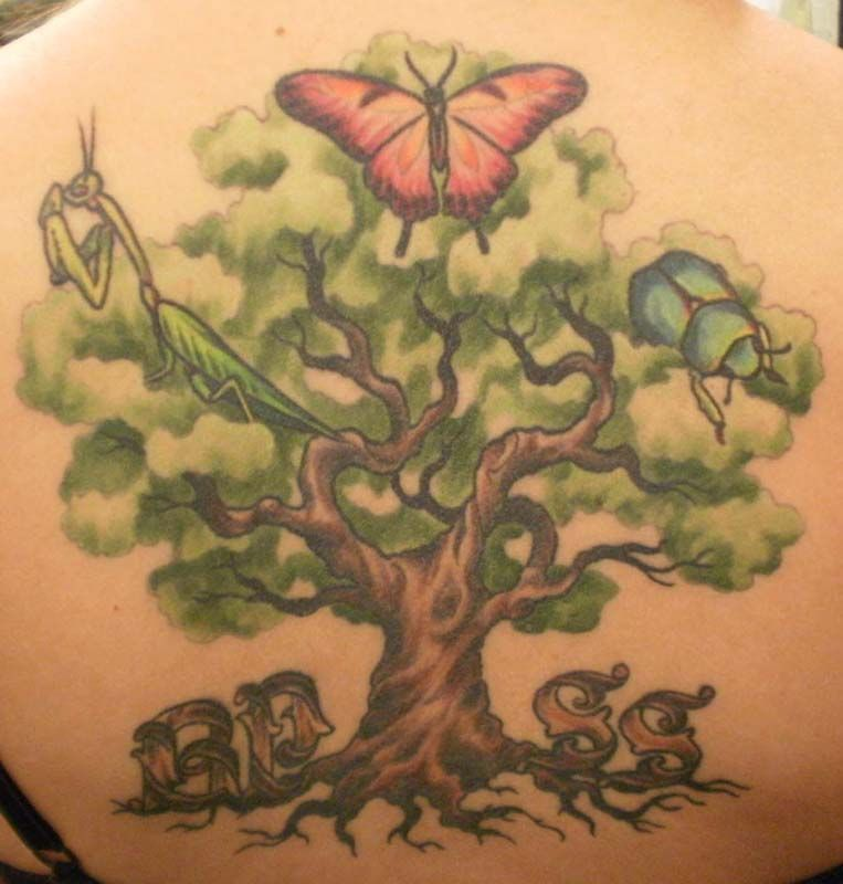 Bonsai Tattoo Meaning: Family Tree By Slobula (With Images)