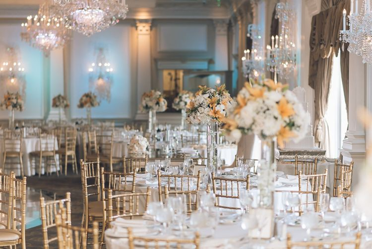 Northern Nj Wedding Venue The Rockleigh Wedding Reception