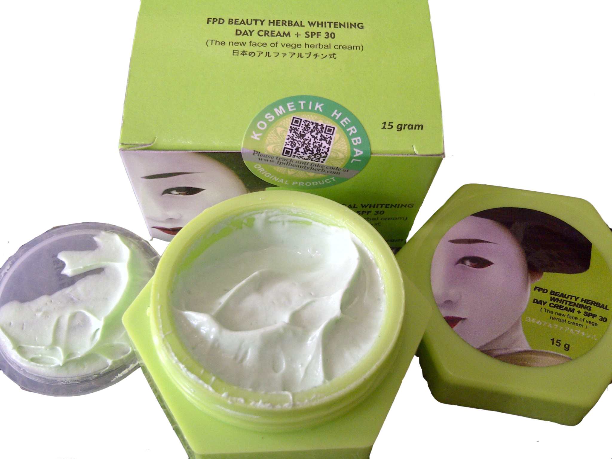 Magic Glossy Day Cream SPF 30 Aman Untuk Kulit Wajah