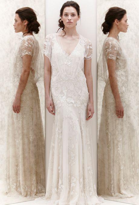 1920s-Inspired Wedding Dresses | 1920s, Jenny packham wedding ...