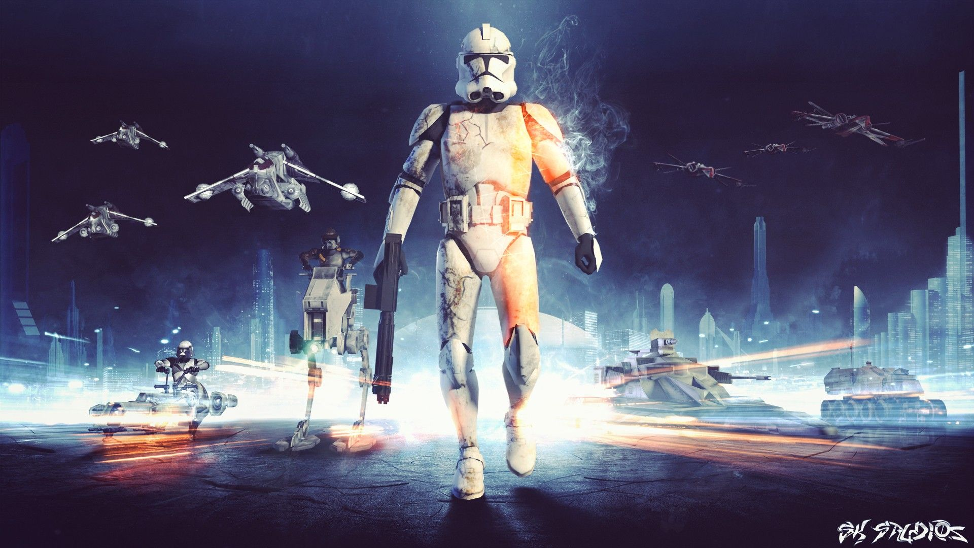 Guerra de las galaxias clon guerras videos porno