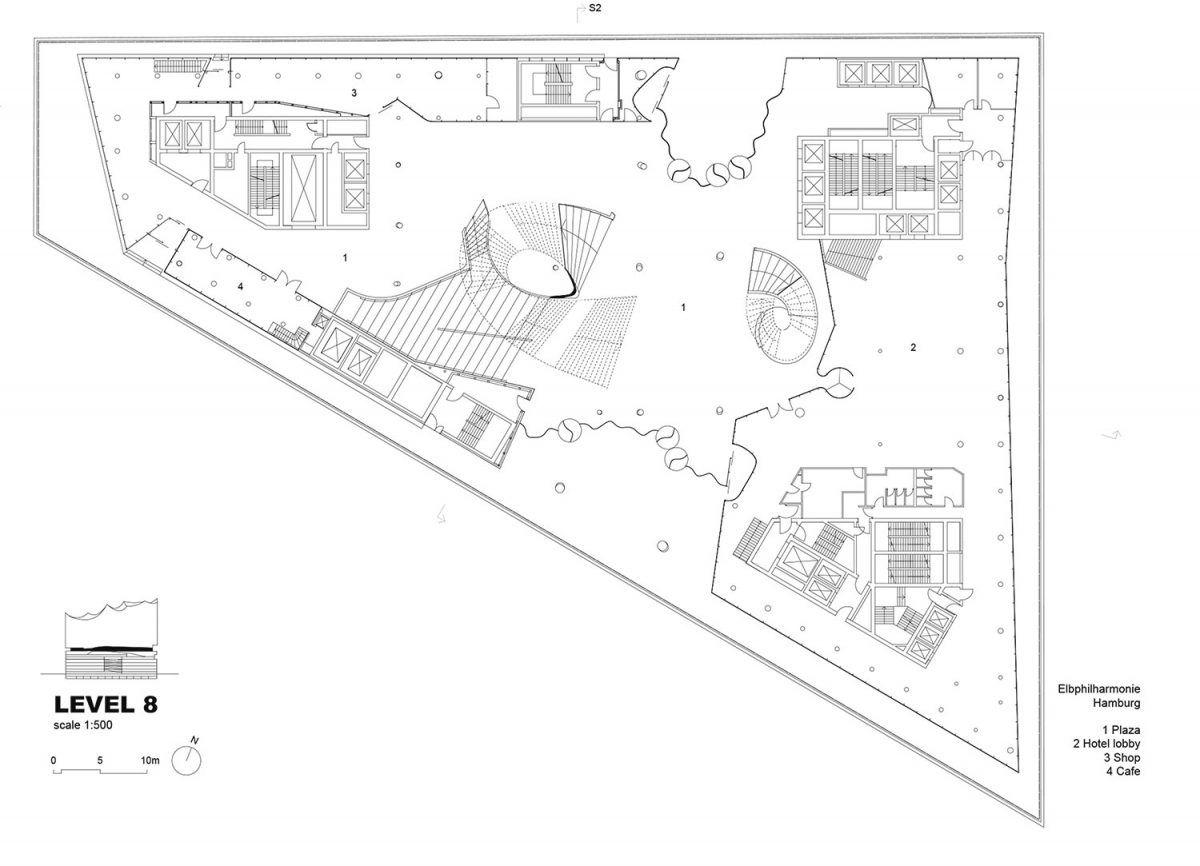 Elbphilharmonie Herzog De Meuron 冷たい風 ハンブルク 建築家 ハンブルク 建築家 風