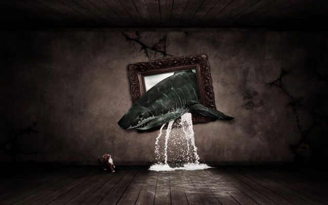 Adobe Photoshop Tutorials For Creating Bizarre And Surreal - Photographer uses photoshop to create surreal dreamy composite images
