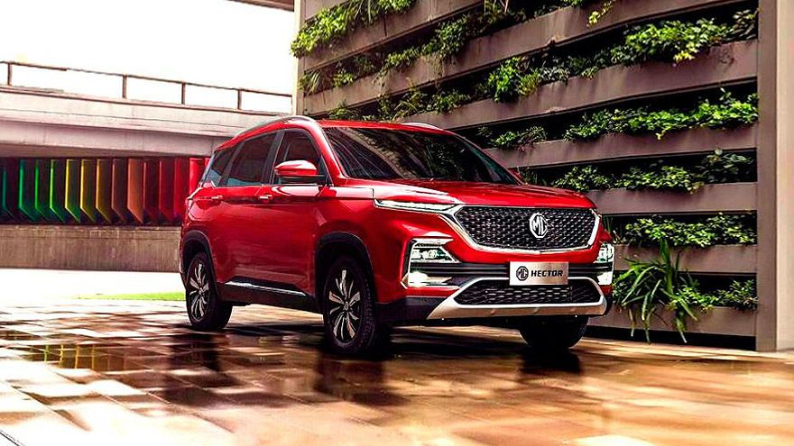 Mg Hector Technical Specifications And Pricing Details Suv Car Hector