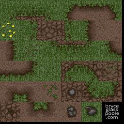 2d Tileset Padding Png Pixel Art Tile Art Top Down Game