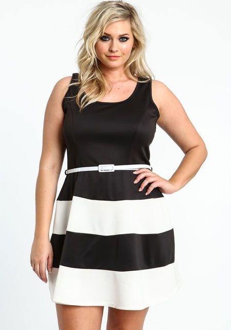 Get Glamorous And Chic Black Dresses For Plus Size Women My Dream