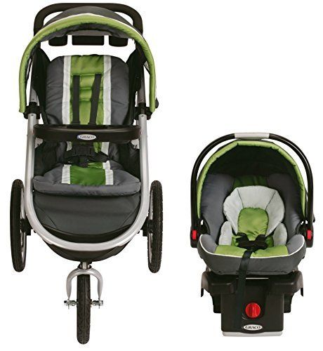 350d1eba7 http://a1babystroller.com - Graco FastAction Fold Jogger Click Connect Travel  System