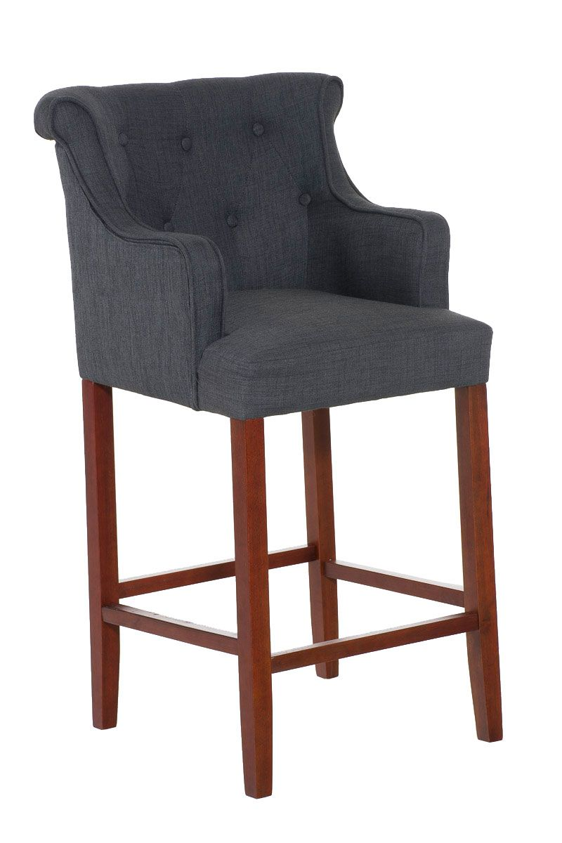 details about bar stool lykso tweed fabric breakfast