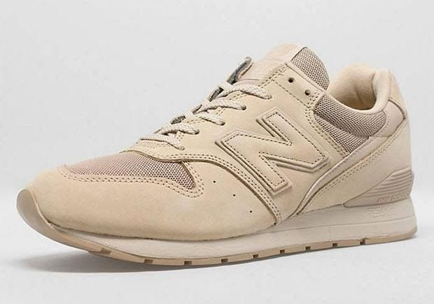 The New Balance 996 Goes All Tan - SneakerNews.com