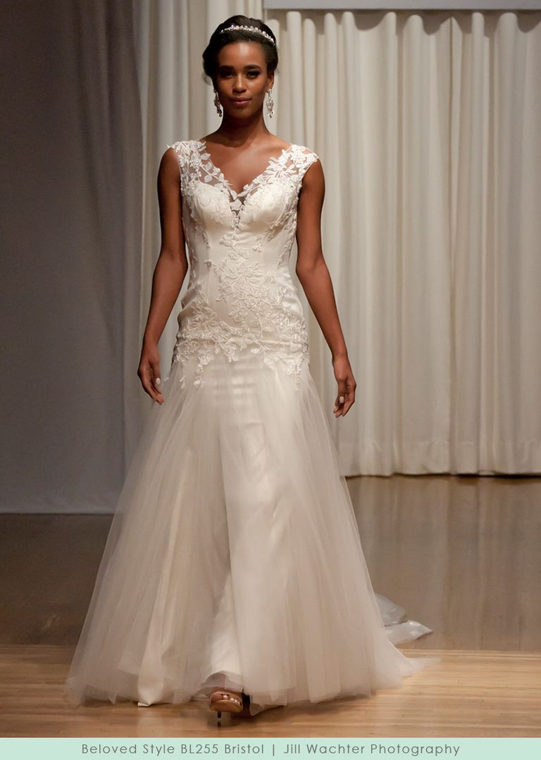 Beloved by Casablanca Bridal Style BL255 Bristol | New York Bridal ...