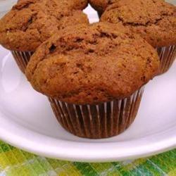 Fresh Pumpkin Muffins @ allrecipes.co.uk