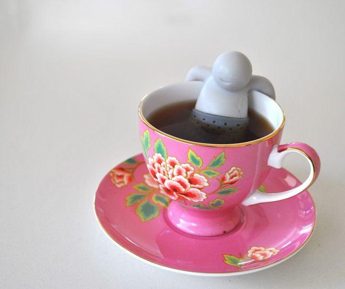 Pocket : tea infusers