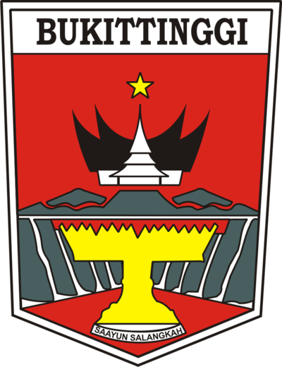 3 Kota Bukittinggi Bukittinggi Kota Logos