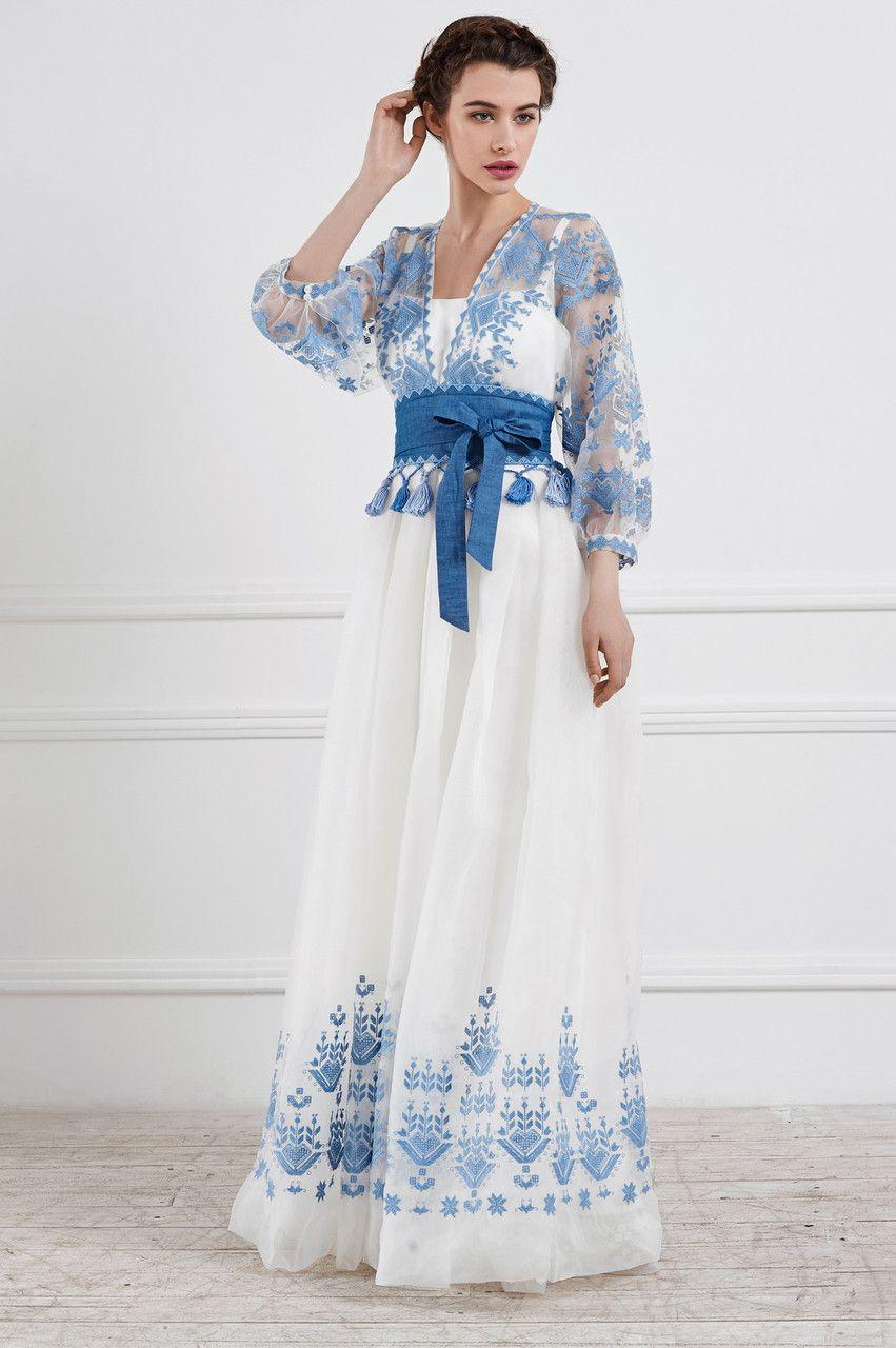 Ексклюзивна дизайнерська сукня в 2018 г.  e0102173d15ef