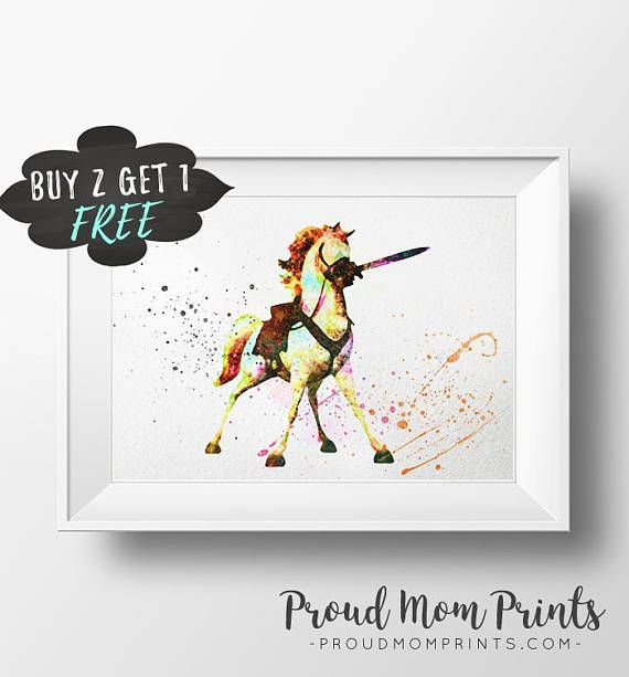 Art Print, Tangled Art Printable, Rapunzel Gift, Rapunzel Nursery Home Decor, Disney Rapunz