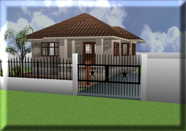 Wonderful Two Bedroom House Plans In Small Minimalist Home Shaped