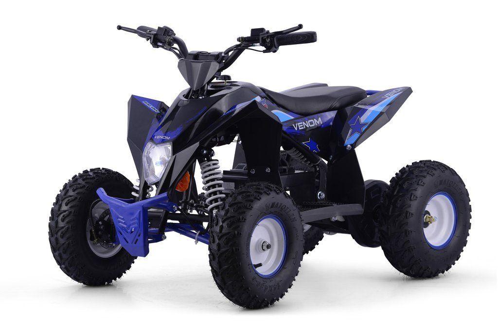 2019 Venom E Madix Electric Atv 1300w 48v Lithium Battery Pre