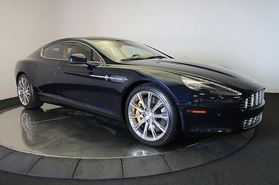 2010 Aston Martin Rapide Just Serviced Low Miles Well Optioned Used Aston Martin Rapide For Sale In Anaheim Ca Used Aston Martin Cars Trucks Aston Martin