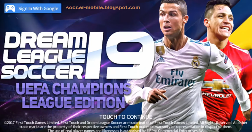 Download Dream League Soccer 2019 Mod Uefa Champions League Soccer Mobile Uefa Champions League Champions League League