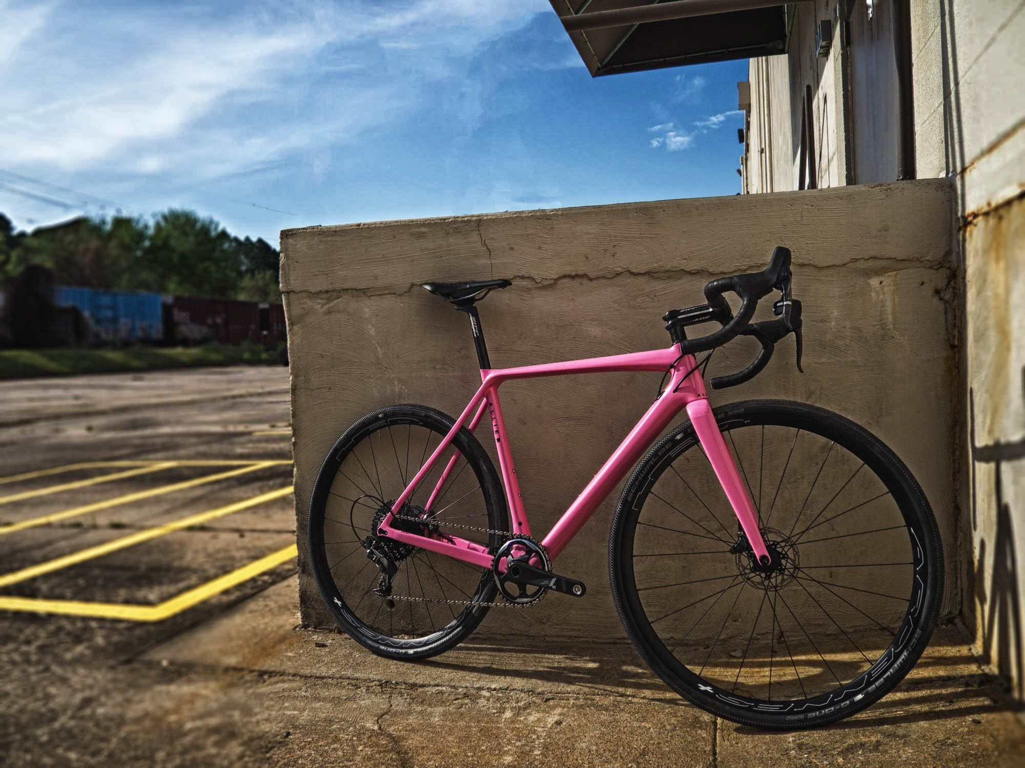 Allied Alfa Allroad Sram Force 1x Bike Road Bikes Carbon Fiber