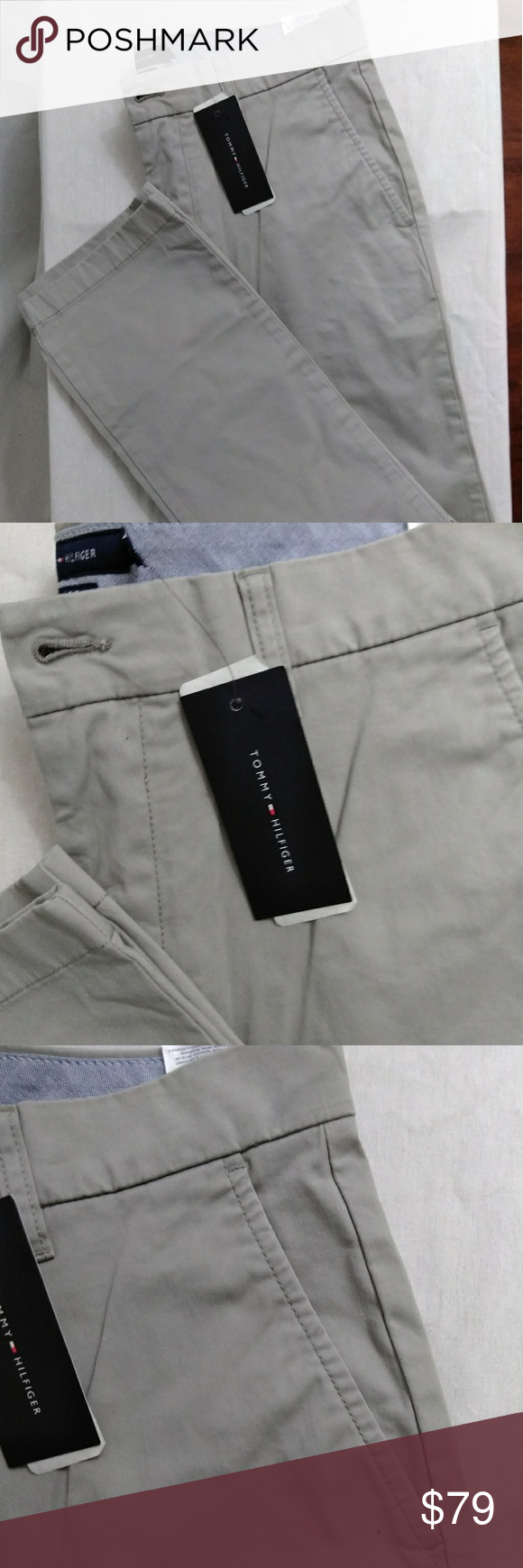 retail prices top fashion premium selection Tommy Hilfiger Khaki Pants Brand new Tommy Hilfiger men's khaki ...