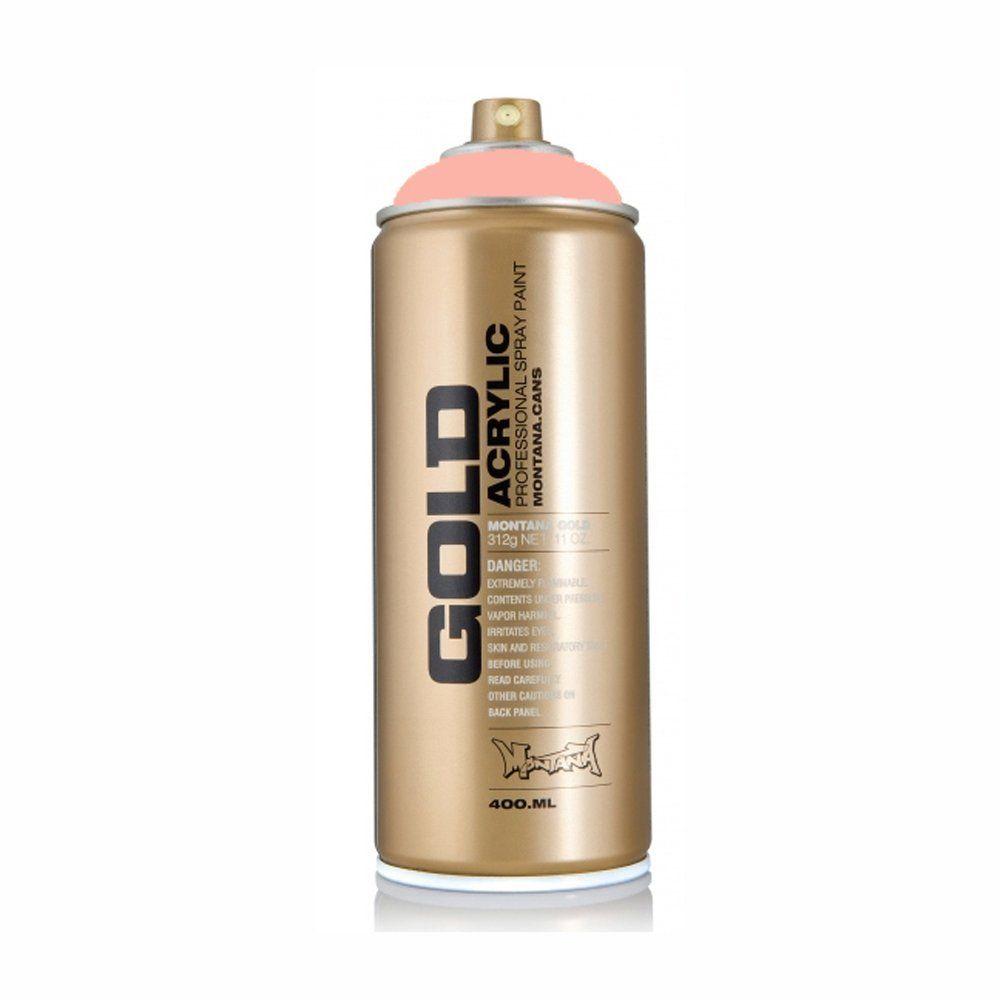 Amazon Com Montana Gold Series Spray Paint Shrimp Pastel 11 Oz Aerosol Can Aerosol Spray