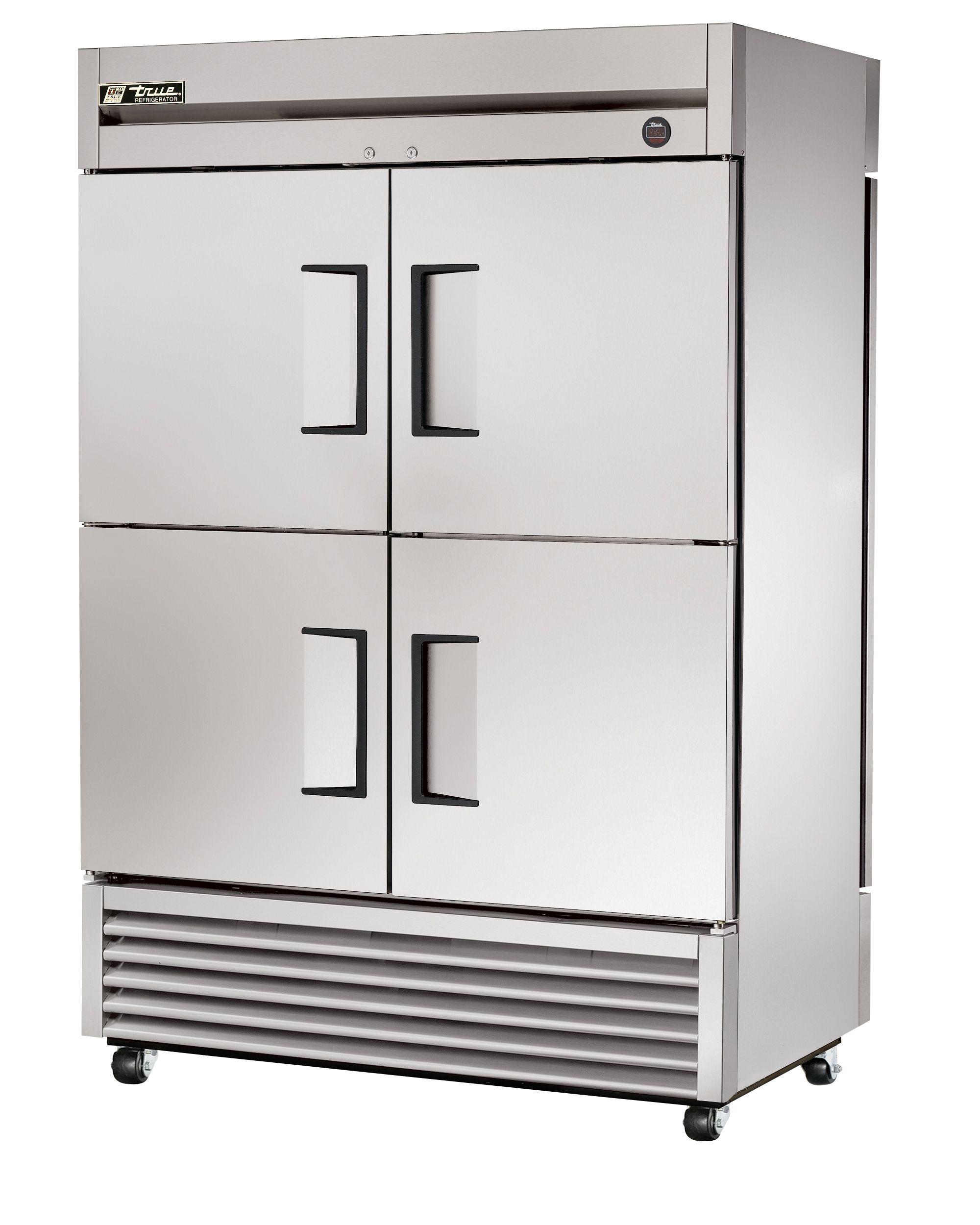 T494PT Solid doors, Stainless steel Locker