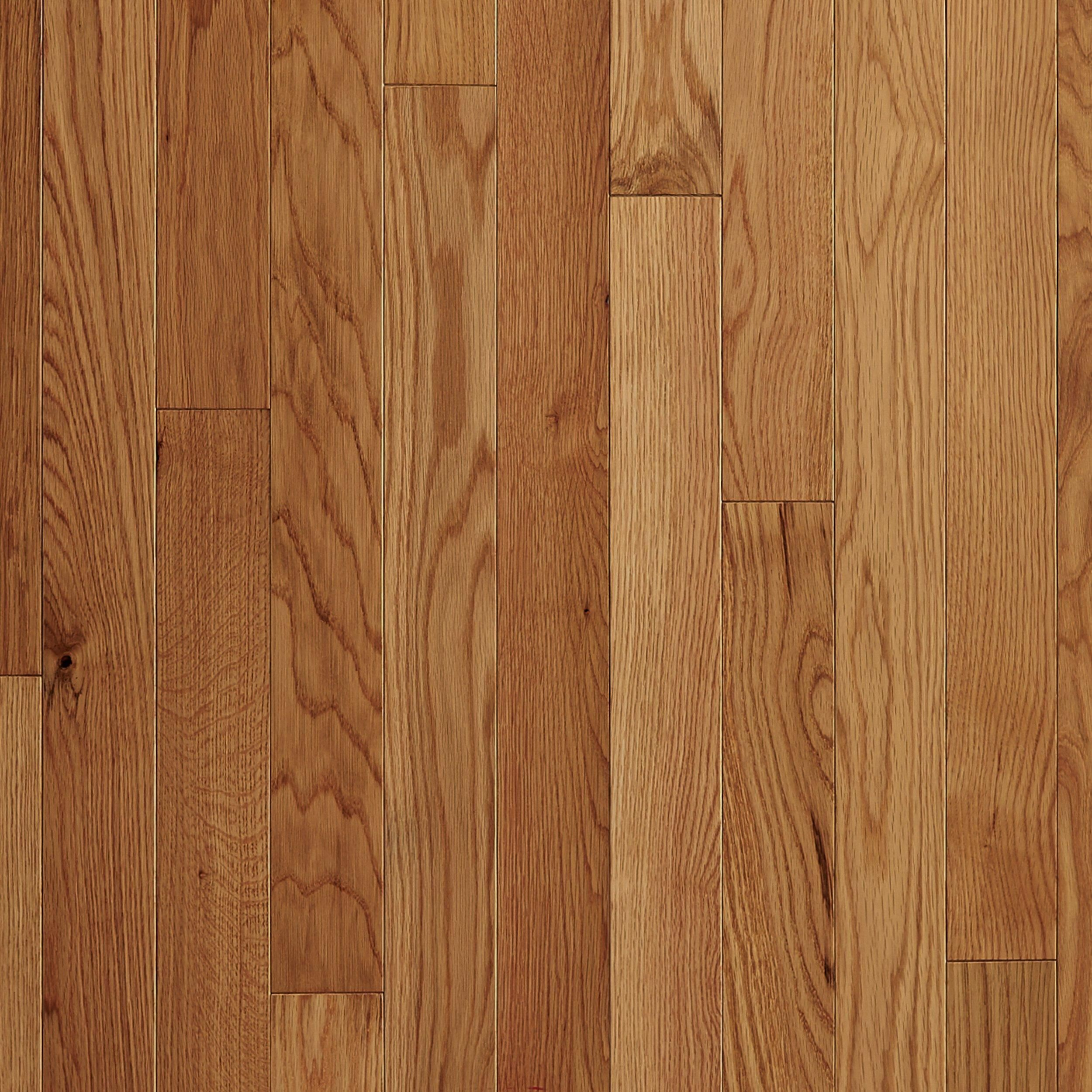 Natural White Oak Smooth Solid Hardwood Solid Hardwood Floors Prefinished Hardwood Prefinished Hardwood Floors