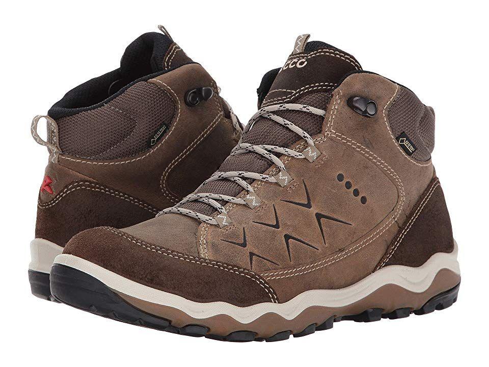 ECCO Sport Ulterra High Gore Tex Women's Shoes BirchNavajo