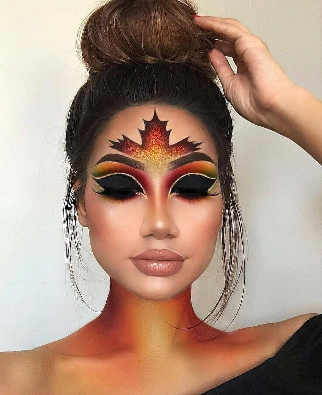 Fashion Inspiration En Instagram Crazy Makeups Share The Best