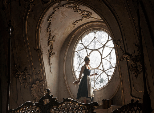 "grannger: """"Emma Watson as ""Belle"" in Disney's Beauty and the Beast. "" """