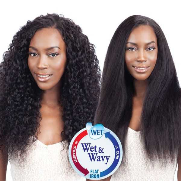 Model Model Nude Fresh Wet Wavy 100 Brazilian Virgin Remy Hair