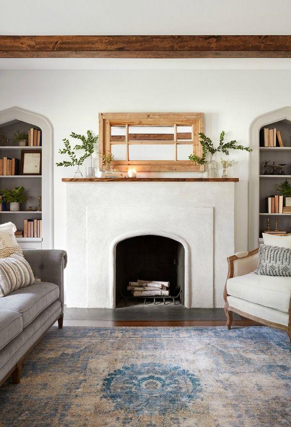 Tranquil and Timeless Tudor Design Details: Serene 1920s Texas Cottage - Hello Lovely