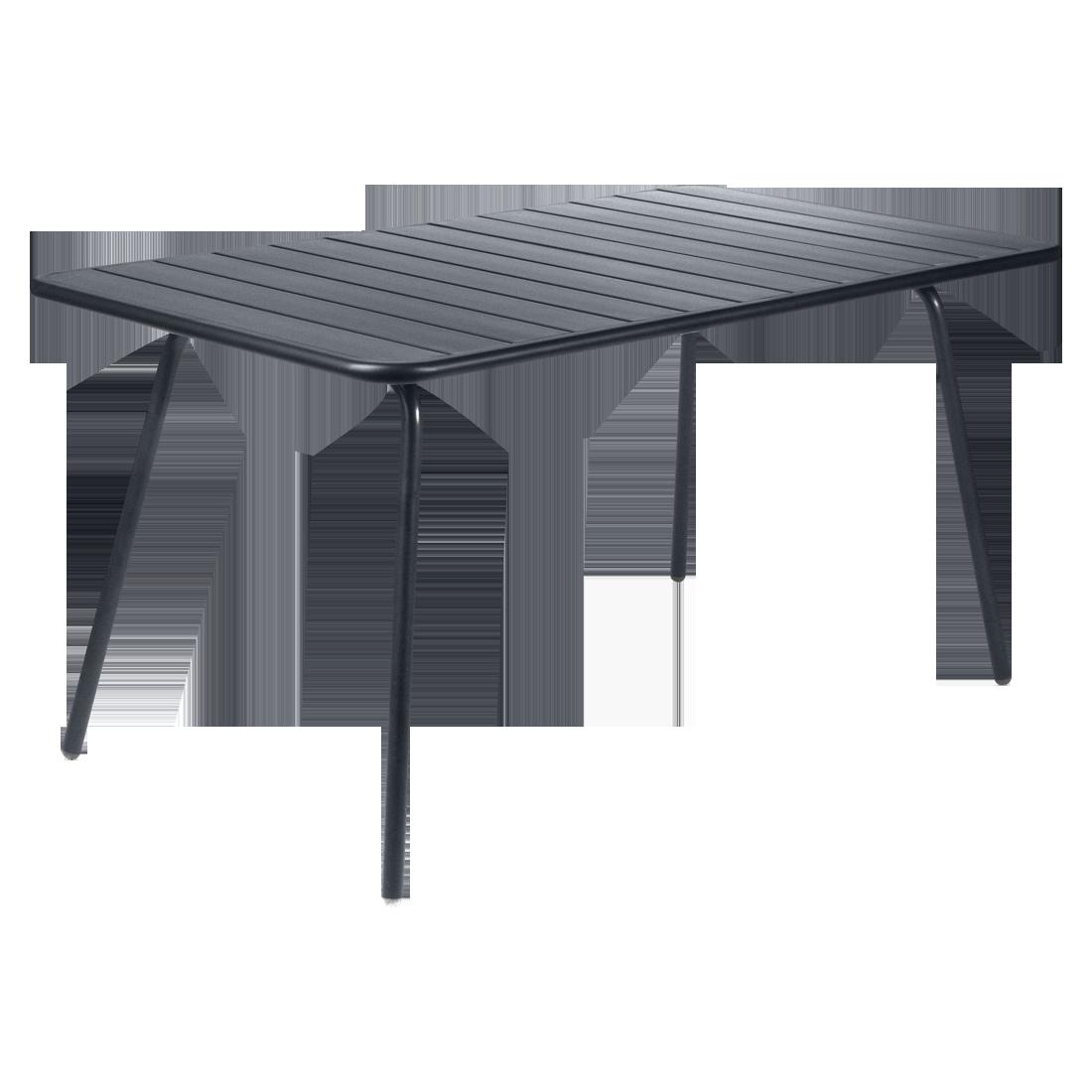 143x80 Cm Luxembourg Table Outdoor Metal Table Gartentisch Tisch Metalltische
