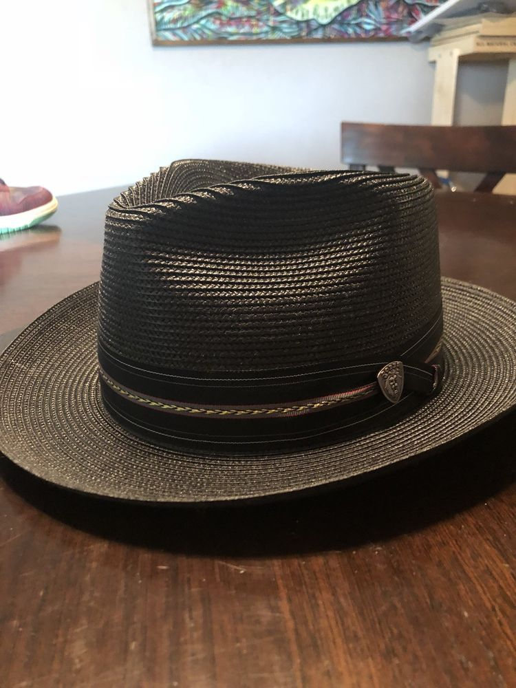 a27b26d31fbd6d Dobbs Mens Straw Fedora Hat Size Medium Florentine Milan #fashion #clothing  #shoes #accessories #mensaccessories #hats (ebay link)