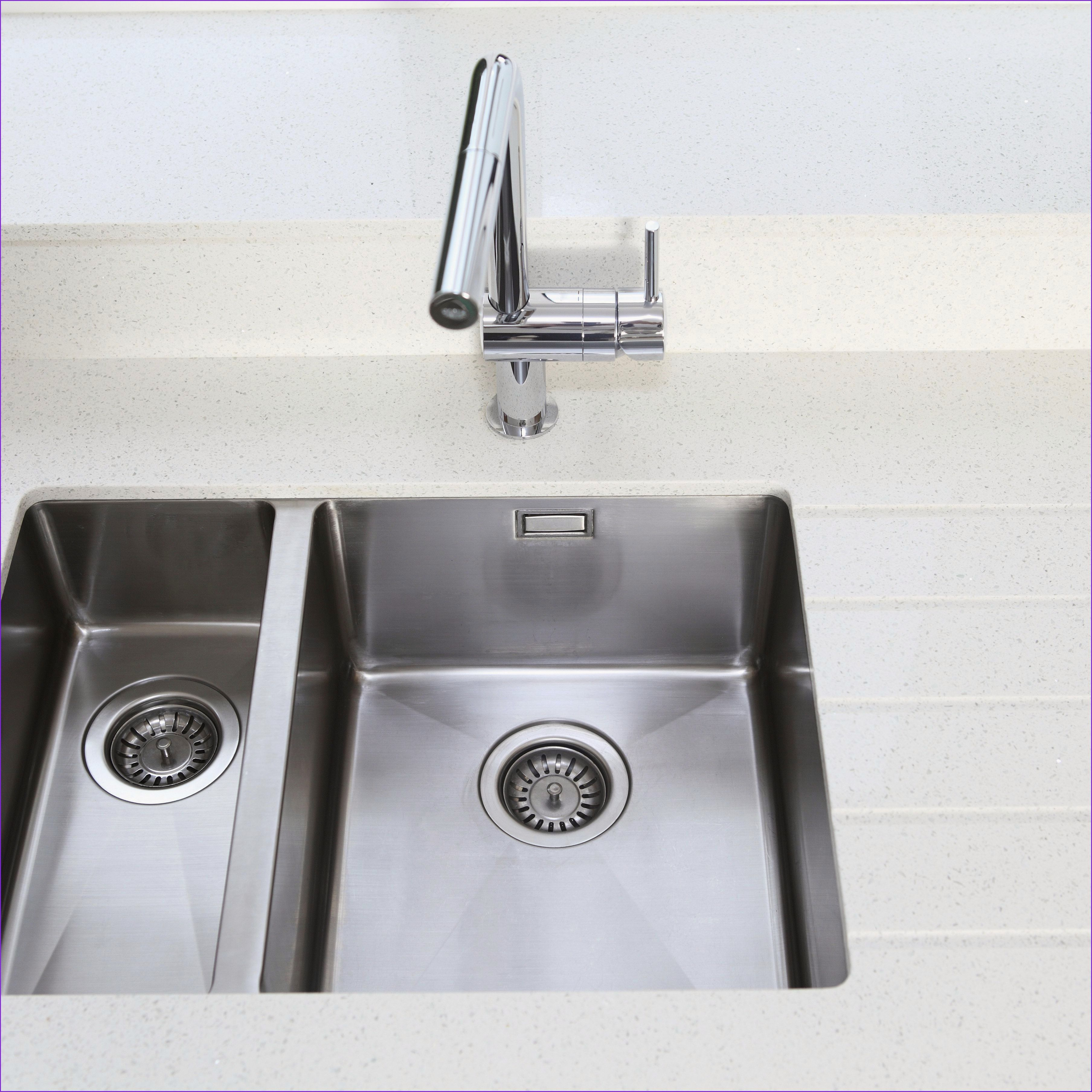 Awesome How to Install A Kitchen Sink Strainer Sink